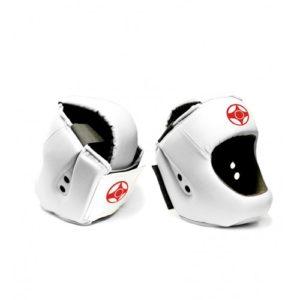 Karatestore - товары для карате. Шлем с закрытым подбородком